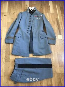 Uniforme Capitaine France WW1