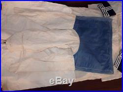 Uniforme Marine France 1940 Wwii Vareuse Pantalon Caleçon Col Couvre Bachi