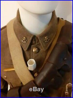 Uniforme anglais 17 lancer 1914 1918