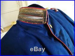 Uniforme, épaulettes, casque à pointe de général 2e Garde-Regiment 1900