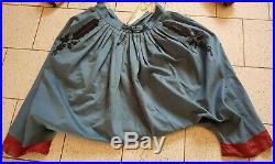 Uniforme spahi algérien 1914-1918 sarouel gilet bolero chechia pantalon zouaves