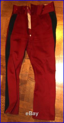 Uniformes dolman d'officier d'infanterie 14/18 pantalon garance