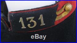 Vareuse 1891 Lieutenant 131° Rgt D'infanterie Territoriale