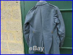 Vareuse D'officier Français Du Génie Bleu Horizon 14/18 Original Ww1
