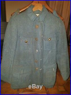 Vareuse Infanterie bleu horizon 1ère Guerre Mondiale WW1