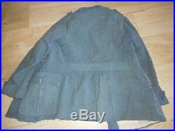 Vareuse Troupe Fr Mle 1917 Poilu Bleu Horizon
