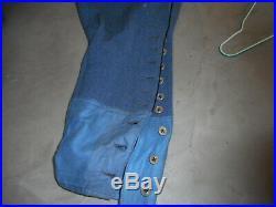 Vareuse+pantalon Off Infanterie Mle 1917/1918 En Bleu Horizon