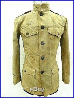 Vareuse + pantalon-culotte + chapeau US WW1 1914-1918