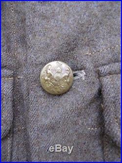 Vareuse pattern 1902 GB WW1 14-18