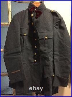 Veste Officier Medecin WW1