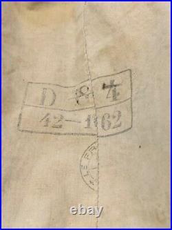 Veste tunique 10e DRAGONS pieds ersatz 1915 patte col Montauban cuirapieds