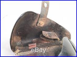 WW1 German Luger P08 pistol holster 1917 Etui Cuir Pistolet