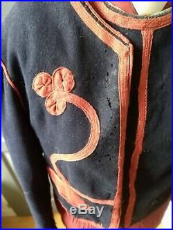 Zouaves tirailleurs armée d'Afrique pioupiou ww1